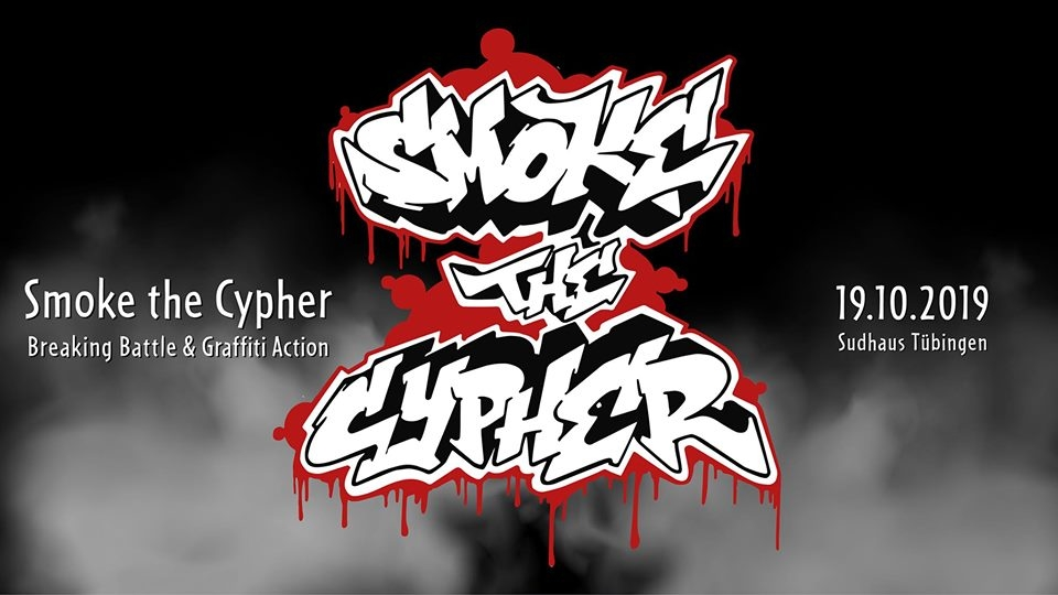 Smoke the Cypher 2019 poster