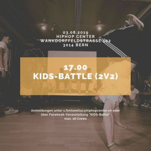 Kids Battle (2v2) 2019