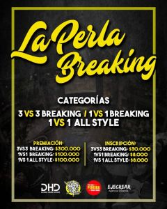 La Perla Breaking 2019