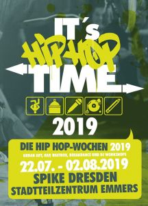 It's Hip Hop Time 2019