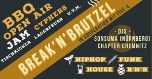 Break'n'Brutzel Jam 2019
