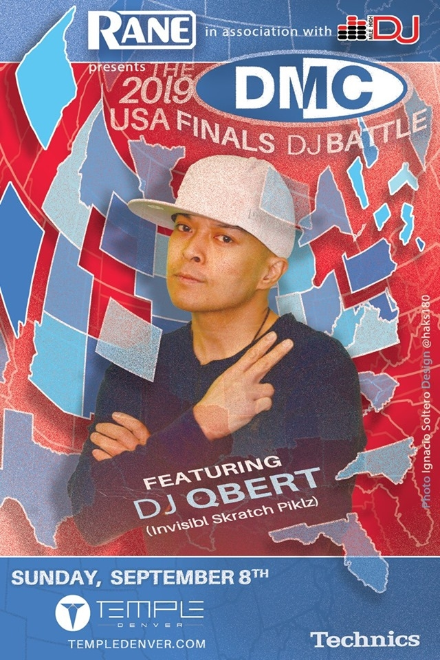 DMC USA Finals DJ Battle ft  DJ Qbert, Chris Karns + Vekked