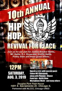 10th Annual Hip Hop Revival 2019