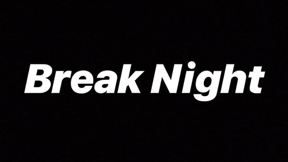Break Night 198 poster