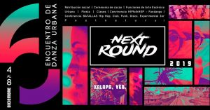NEXT ROUND 6to Aniversary 2019