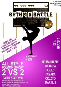 Rythm n Battle 2019