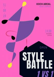 The Art Of Expresion Open Style Battle 2019