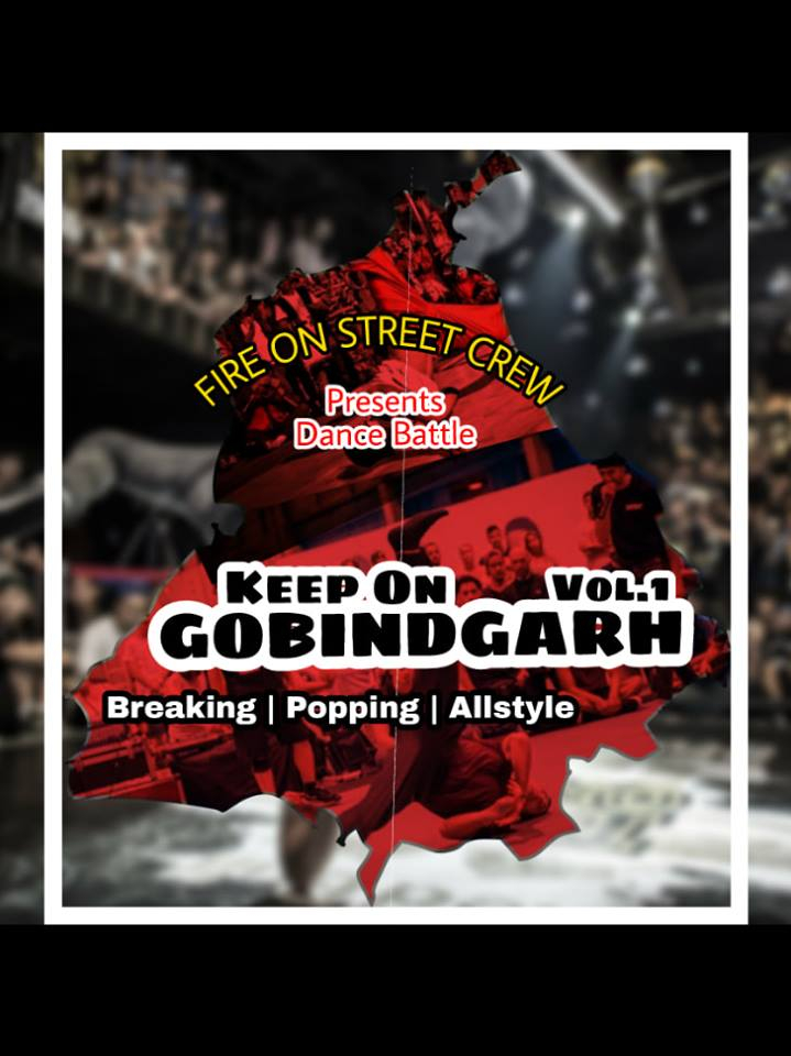 Keep On Gobindgarh 2019 poster