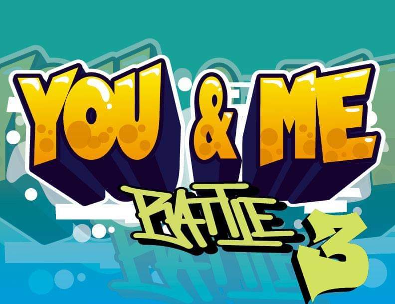 You And Me Battle 2019 poster