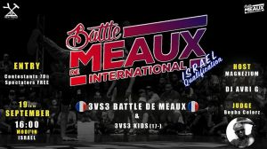 BATTLE DE MEAUX (ISRAEL QUALIF )2019