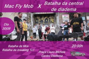 Mac Fly Mob x Batalha da Central  2019