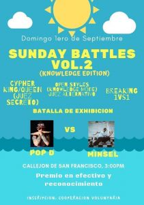 Sunday Battles 2019