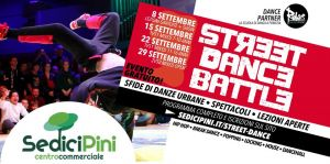 Street Dance Battle a Sedici Pini 2019