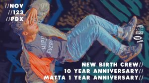 New Birth Crew 10yr Anniversary 2019