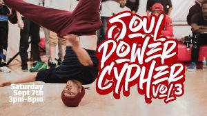 SOUL POWER CYPHER 2019