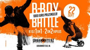 UrbanMatterz Breakdance Battle 2019
