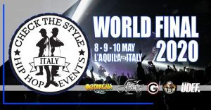 CHECK the STYLE 2020 - World Final