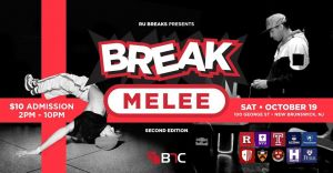 Break Melee Battle 2019