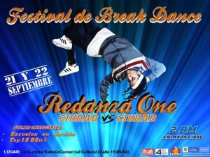 Festival De Break Dance Redanza 2019