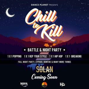 CHILL TO KILL 2019