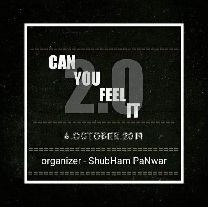 CAN YOU FEEL IT 2019 poster