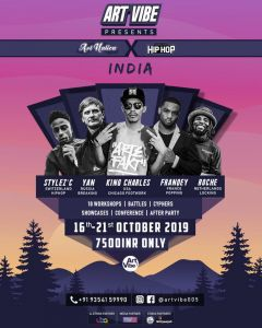 Art Nation X Humse Hai Hip Hop 2019
