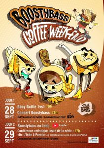Boostybass Coffee Week-End 2019