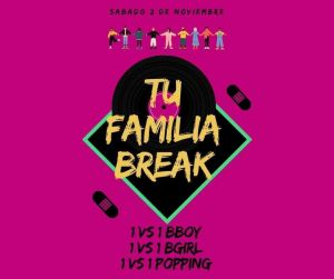 TU FAMILIA BREAK 2019