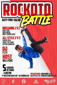 RockOto Battle - Guty 2019