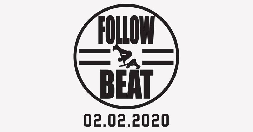 Follow Da Beat Vol.5 & Welcome to the Next Leva B-Girl Battle 2019 poster