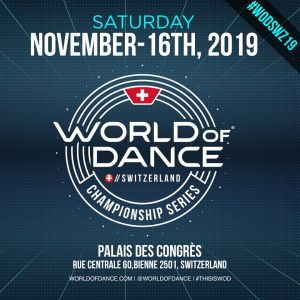 World of Dance Switzerland 2019
