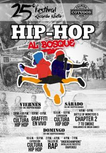 Hip Hop al Bosque 2019