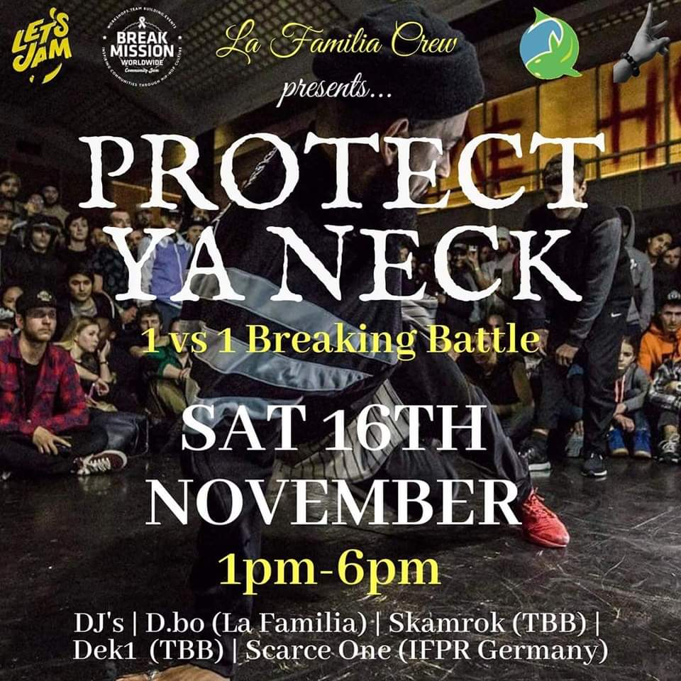 Protect Ya Neck 2019 poster