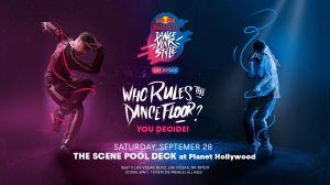 Red Bull Dance Your Style USA Finals 2019