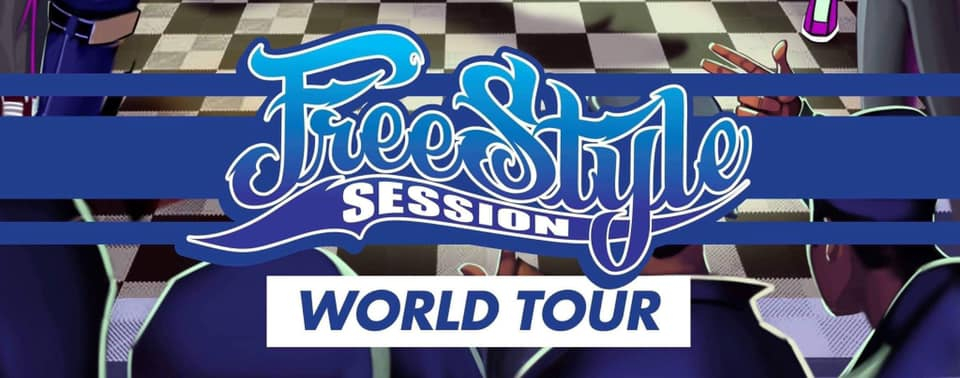Freestyle Session World Finals - San Diego  2019 poster
