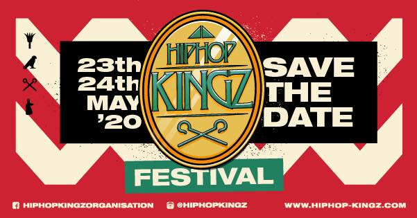 Hiphop Kingz International Dance Festival 2020 poster
