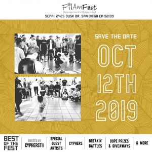 Best of the Fest: FilAm Fest Hip Hop  2019