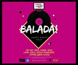Dance Cypher Presents: Balada Party 2019