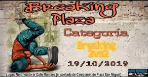 Breaking Plaza (Breaking 2vs2) 2019