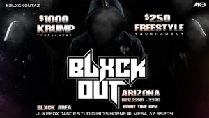 AZ BLXCK OUT 2 Day EVENT 2019