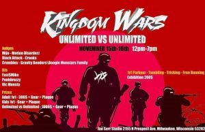 Kingdom Wars | Unlimited Vs Unlimited & 1v1 - Crew Battle 2019