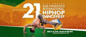 21st Annual SF Intl Hip Hop DanceFest Program A 2019