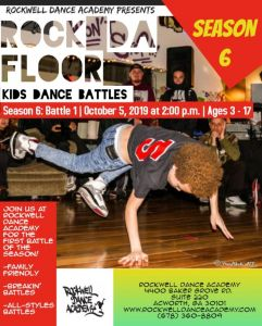 RDF Kids Dance Battles Season 6 Battle 2019