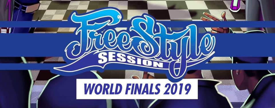 Freestyle Session World Finals 2019 - San Diego poster