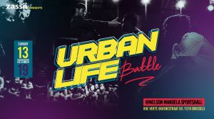 Battle URBAN LIFE 1VS1 2019