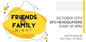 DFC Friends N Family Night 2019