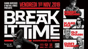 Break it Time 2019