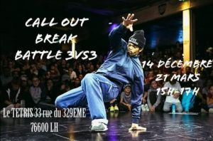 Call Out Battle 2019