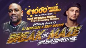 Break The Maze Hip Hop Competition 2019