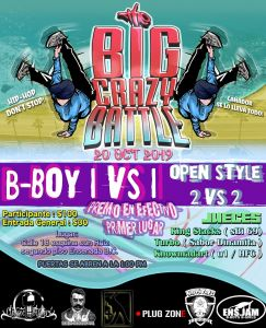 The BIG CRAZY Battle 2019